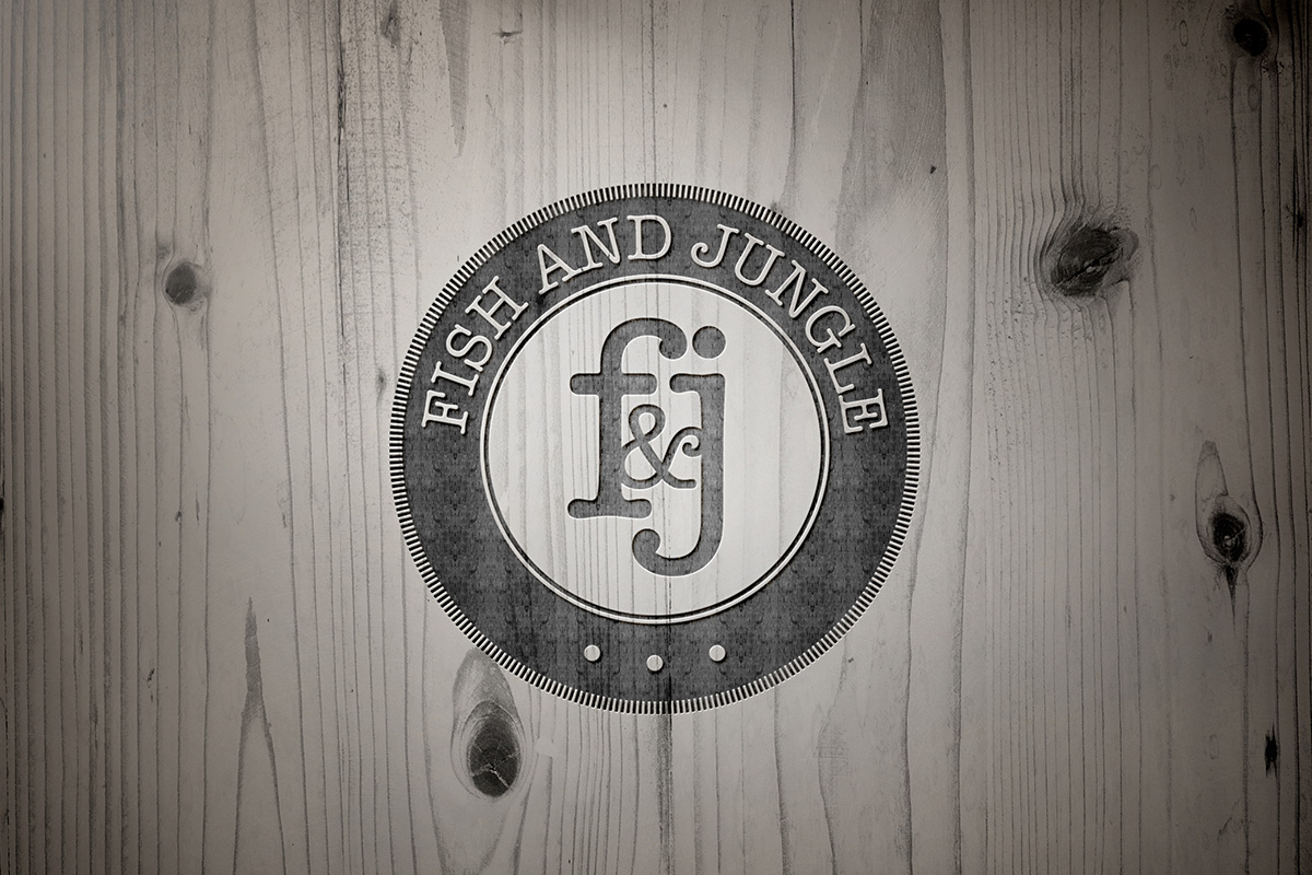 Fish & Jungle Branding