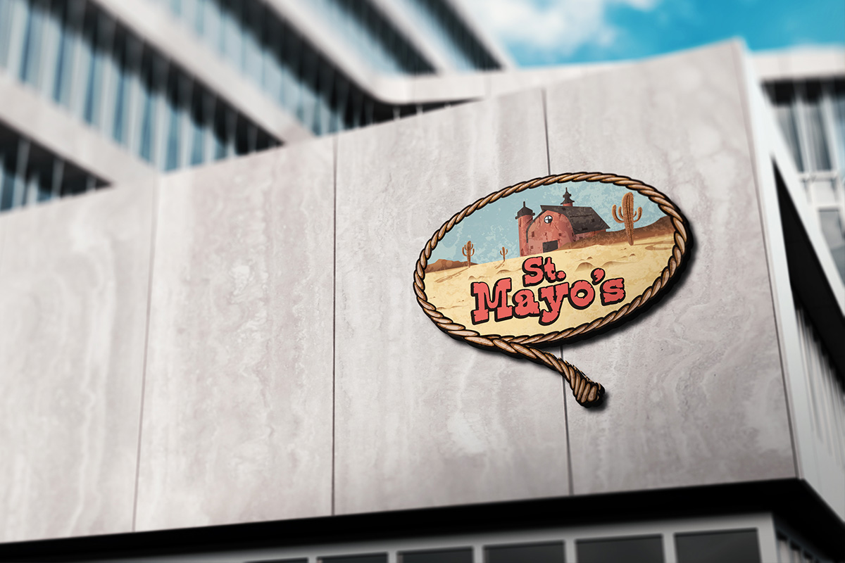 St. Mayo's Branding